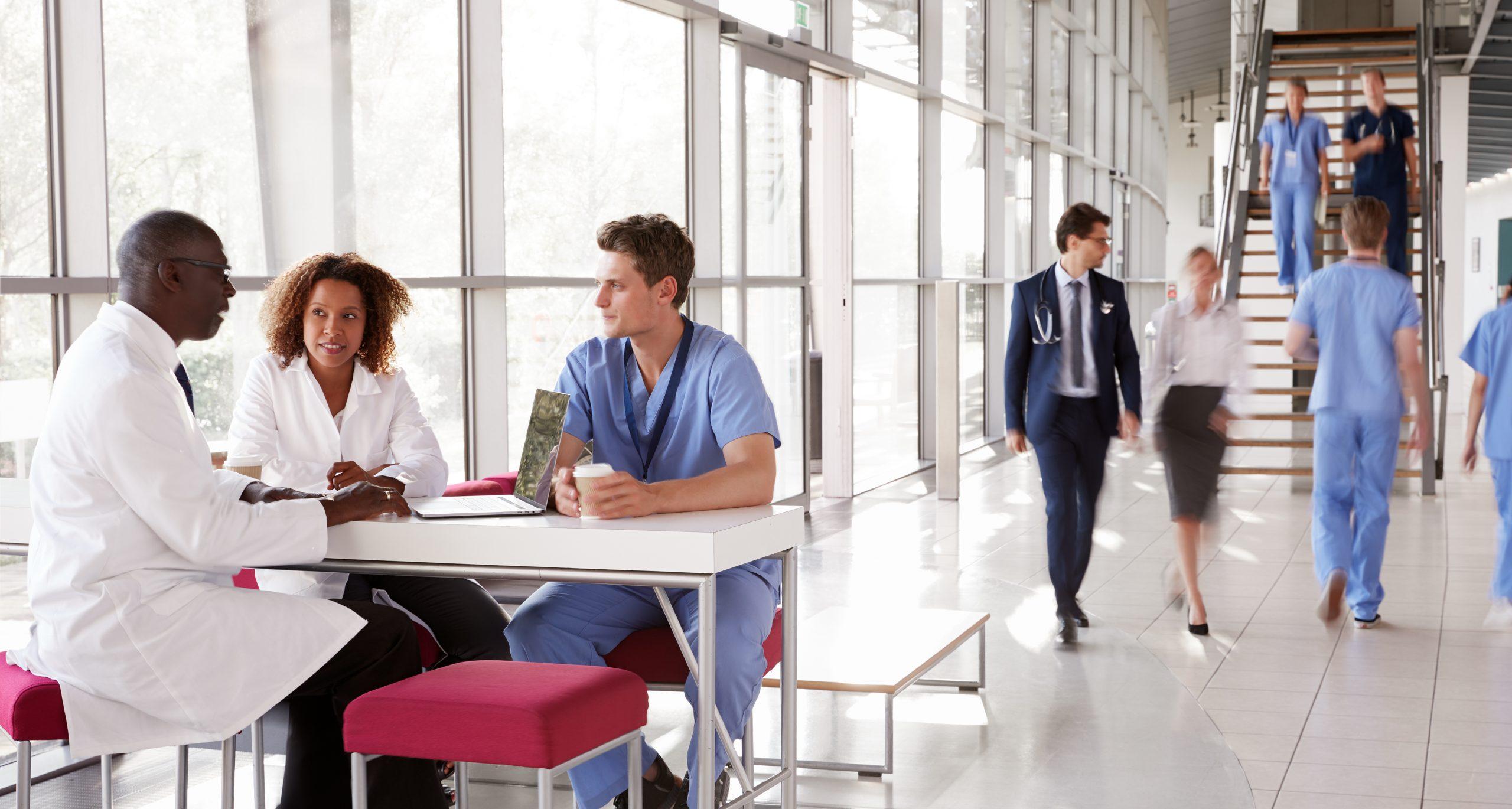 VIP StarNETWORK Health Lobby Doctors Facility Personell